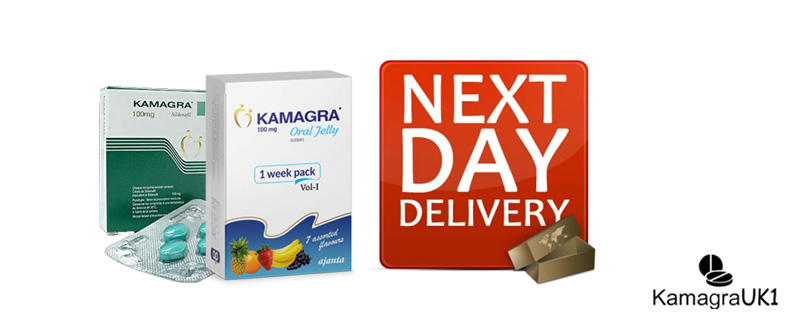 Kamagra in the UK Next Day Delivery