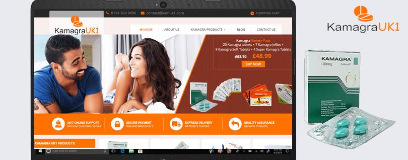 Order Online Direct Kamagra in the UK