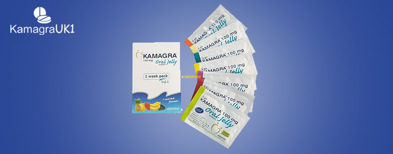The Sweetest Solution: Kamagra Jelly 100mg