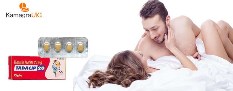 Buy Tadacip Tablets Online for Impotence Reversal