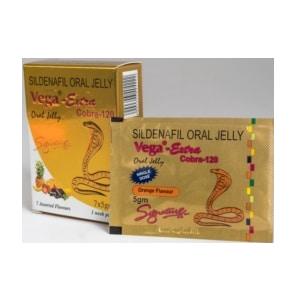 Cobra Oral Jelly 120 mg