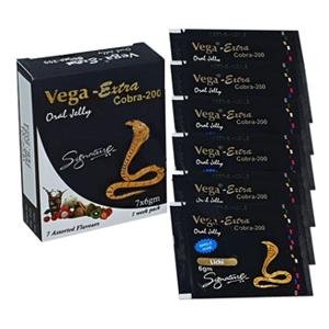 Vega Extra Cobra 200 Jelly